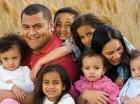 En las familias numerosas generalmente no existe la soledad, lo que hace que los niños tengan más facilidad de socialización.
