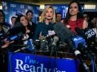 Carolyn Maloney, representante demócrata, anuncia la aspiración de Hillary.