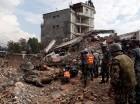 El terremoto sembró el miedo en Nepal.