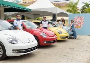Volkswagen realiza la primera edición de su #BeetleSunday
