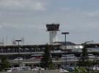 Torre de control del Aeropuerto Internacional de Las Américas (AILA).