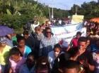Protestan en demanda de agua y cese de apagones.