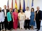Israel Cárdenas, Alexander Bauer, Luciana Mermet, Marijke Van Drunen Littel, Antonia Calvo, Steve Fisher, Laura Amelia Guzmán y Gero Vaagt.