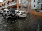 Ceballos dijo que se esperan valores de lluvia entre 80 y 85 milímetros.