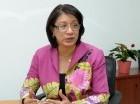 Minerva Pérez, directora general de Orientación y Sicología de Educación.