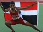 Luguelín Santos forma parte de la selección de atletismo que estará en los Juegos Panamericanos de Toronto en julio próximo.