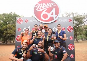 Cerveza Miller 64 se une al  Maratón 5K Cervecero 2015