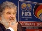 Chuck Blazer, ex miembro de la FIFA, admitió 10 cargos delictivos.