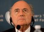 Blatter renunció al mando de la FIFA.