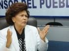Zoila Martínez Guante, titular del Defensor del Pueblo.