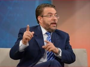 Guillermo Moreno, presidente de Alianza País