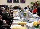 Reunión del Consejo de Educación.