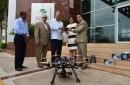 Drone que utilizará Medio Ambiente para vigilar los parques nacionales y áreas protegidas.