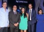 Claude Mamboury, Enrique Palacios, Amal Sbachi, Julien Mario y Sharlyn Rodríguez.