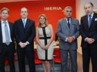 Frederick Martínez, Joaquín de Ramón, Anadela Vásquez, Fausto Fernández y Jaime Lacadena Higuera.