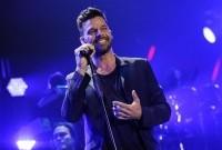 En esta imagen del 22 de noviembre de 2015, el cantante Ricky Martin actua en el concierto iHeart Radio Fiesta Latina en Inglewood, California. Martin fue una de muchas celebridades que aplaudieron la decisión de la Suprema Corte de Estados Unidos de apr