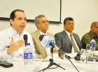 Representantes entidades reclaman intervención de Santiago.