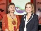 Alba Garzón y Patricia González.