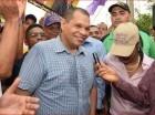 Carlos Guzmán, aspirante a alcalde por Santo Domingo Norte.