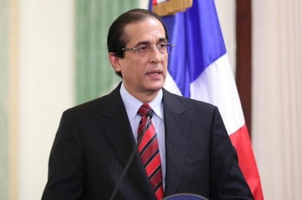 El ministro administrativo de la Presidencia, Gustavo Montalvo.