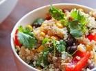 La quinoa es un cereal con el que se puede elaborar diversos platos.