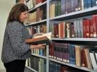 La Biblioteca Nacional es frecuentada, mayormente, por investigadores y estudiantes de posgrado.