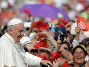 Francisco ha colocado a los pobres y los jóvenes como prioridad de su discurso.