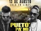 Poster de la película Pueto pa mí.