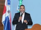 El director de distribución de gestión comunicacional de la Dirección General de Comunicación de la Presidencia (DICOM), Moisés González Peña.
