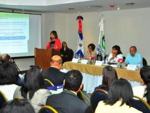 Acto de presentación de la Comisión de Cuentas de Salud Pública.
