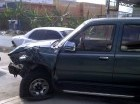 Yipeta involucrada en accidente con motocicleta en la carretera Moca-La Vega.