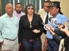 Reina Núñez Ramírez, acusada de estafar a Educación.