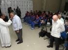 El COD realizó ayer una eucaristía para bendecir a la delegación criolla que estará presente desde este viernes en los Juegos Panamericanos de Toronto.