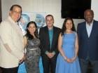 José Ramírez, Jessica Esquivel, Carlos Rodríguez, Karla Garita y Atonio Almonte.