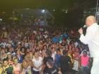 """Rubby Pérez brindó todos sus éxitos en el concierto """"Sosúa está en pleno verano""""."""