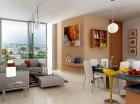 Los mejores muebles son los bajos y de líneas simples. Además de ganar continuidad visual y crear sensación de espacio, permiten una mejor distribución de la luz.