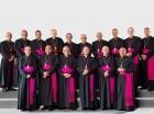 Obispos de la Conferencia del Episcopado Dominicano.
