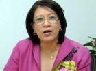 Minerva Pérez, directora de Orientación y Psicología del Minerd.
