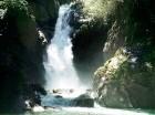 Los saltos de Jima, ubicados en Bonao, constituyen un atractivo natural disponible para las visitas y el disfrute de los turistas.