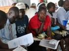 Haitianos convocaron a marcha para solidarizarse con compatriotas en RD.