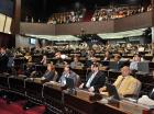 La actual legislatura culminará este domingo.