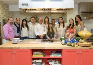 Cooking show al estilo italiano