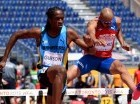 Félix Sánchez (der.) fracasó en los Panamericanos, pero insiste en ir a los Juegos Olímpicos de Río 2016. CORTESÍA COLIMDO.ORG