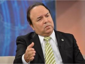 Vinicio Castillo Semán, diputado de la Fuerza Nacional Progresista.