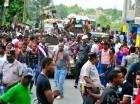 Comunidad Los Casabes enterró a joven atropellado por camión recolector.
