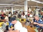 El componente confecciones y textiles fue el mayor generador de empleos.