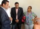 Bloque de senadores del Partido de la Liberación Dominicana (PLD) al ratificar escogencia de Cristina Lizardo como presidenta de la Cámara Alta.
