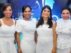 Minerva Felipe, Sarah Felipe, Nancy Pagán Méndez y Jaileni Alejo Fermín.