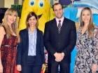 Yill Odreman, Ana María Ramos, Gabriel Bennasar e Ilonka Herrera.