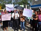 Aumentan protestas para demandar agua en las comunidades.